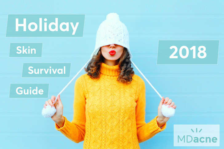 Holiday skin survival guide 2018