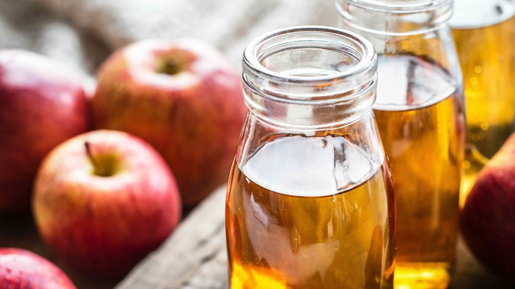 apple cider vinegar used for acne treatment