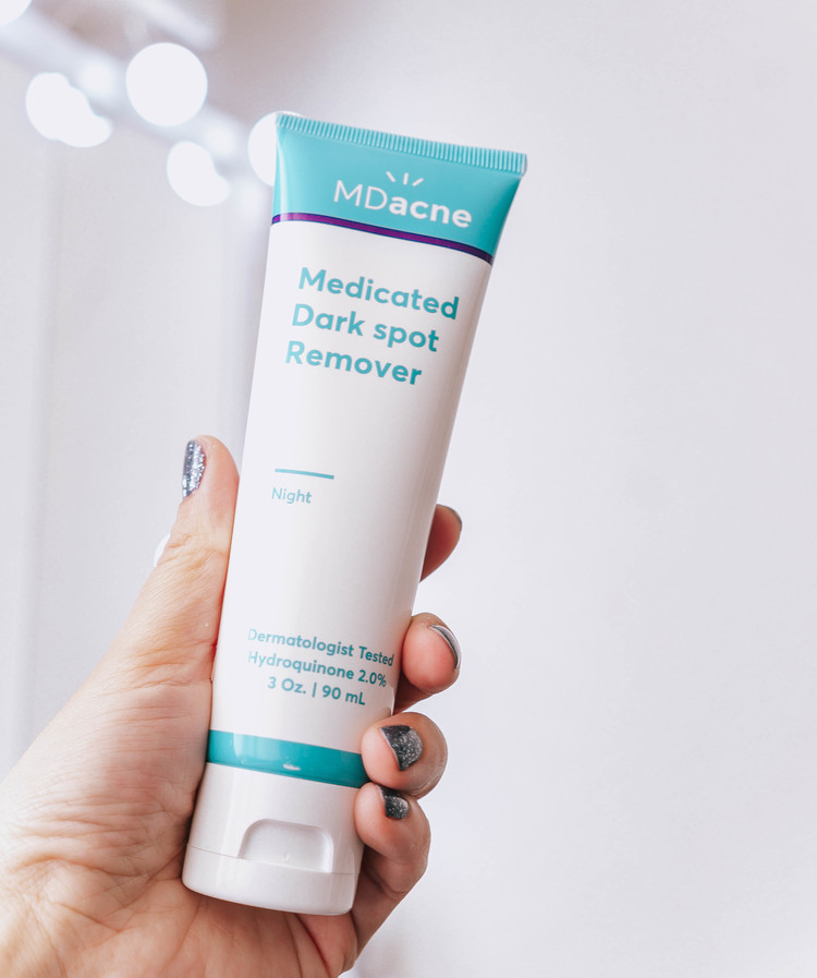 MDacne dark spot remover for post-acne hyper-pigmentation