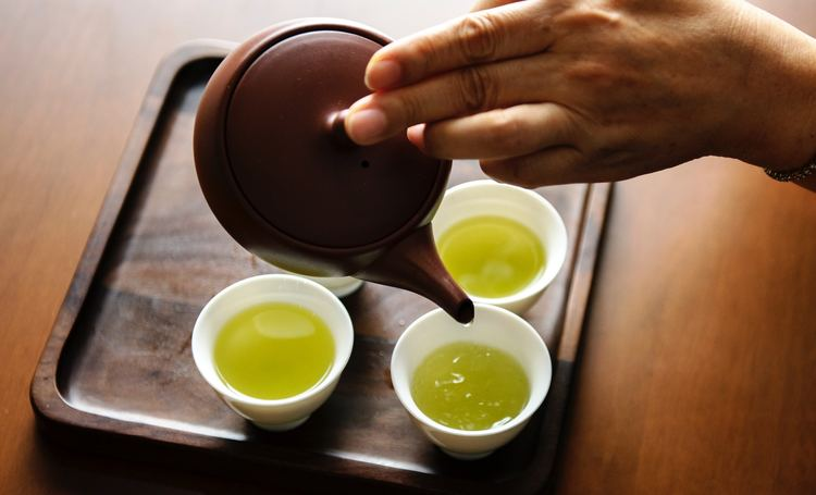 green tea treatment for acne