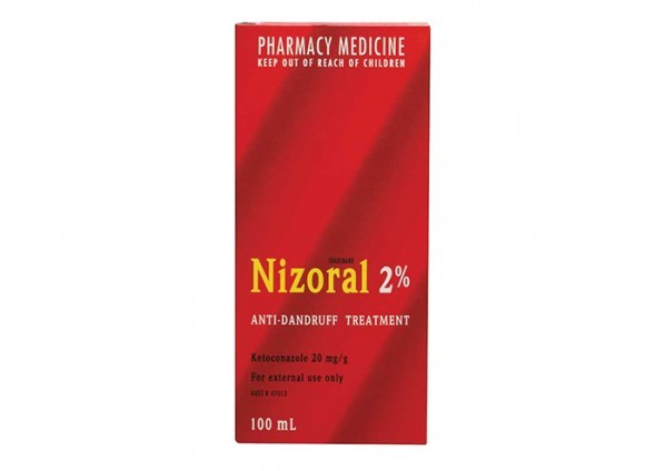 Nizoral 2% anti-dandruff treatment for fungal acne