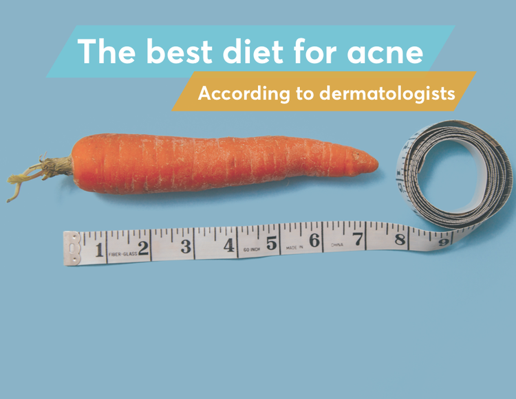 The best diet for people with acne according to dermatologists