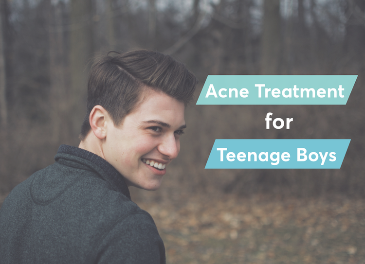 The best acne treatments for teenage boys according to dermatologists