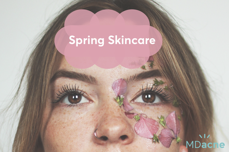 Skincare for Spring according to dermatologists
